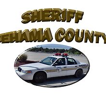 Tehama County Sheriff by lawrencebaird