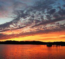 Warwick Sunset by elasita