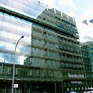 Advertiser building, Adelaide  by Ali Brown