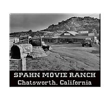 Spahn Movie Ranch by lawrencebaird