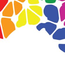 Equal Marriage Rights Australia (Rainbow Australia Logo) Sticker