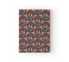 8-Bit Troy Barnes Hardcover Journal
