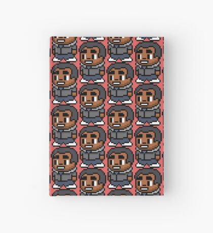 8-Bit Troy Barnes Hardcover Journal