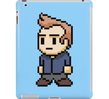 8-Bit Jeff Winger iPad Case/Skin