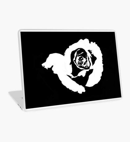 A Rose of Peach Art Laptop Skin