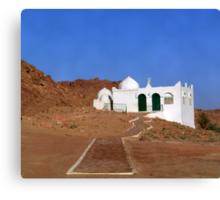 Beautiful Algeria - Place of Memory Canvas Print