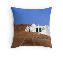 Beautiful Algeria - Place of Memory Throw Pillow