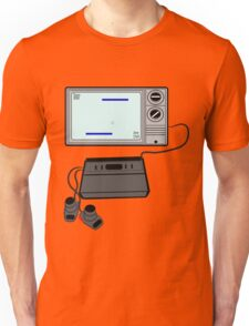 Pong TV Unisex T-Shirt