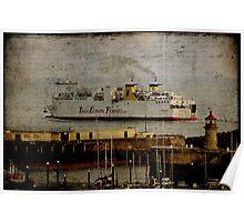 Ostend bound Poster