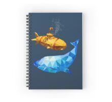 Undersea Spiral Notebook