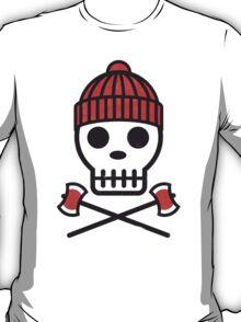 Skull Series LUMBERSCOUT T-Shirt
