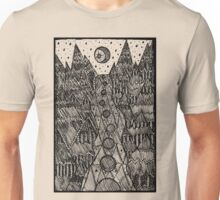 Moonglade on the River Unisex T-Shirt