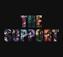 The Support - League of Legends by ChildofBrisingr