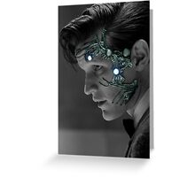 Cyber Doctor Greeting Card