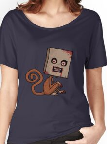 Psycho Sack Monkey Women's Relaxed Fit T-Shirt