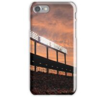 Oriole Park at Sunset iPhone Case/Skin