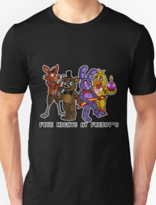 Five Nights at Freddy's chibis T-Shirt