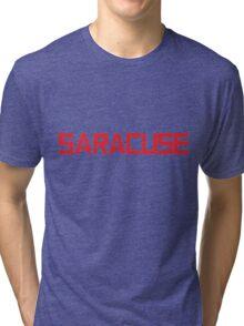 KASABIAN (design 3) Tri-blend T-Shirt