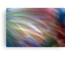 Flower Color Abstract Canvas Print