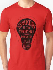 Education Unisex T-Shirt