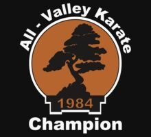 All Valley Karate Champion by Jeff Smith