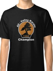 All Valley Karate Champion Classic T-Shirt