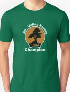All Valley Karate Champion T-Shirt
