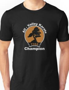 All Valley Karate Champion Unisex T-Shirt