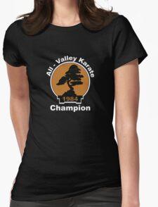 All Valley Karate Champion Womens T-Shirt