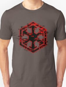 Glitched Sith Symbol T-Shirt