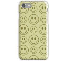 Happy Faces iPhone Case/Skin