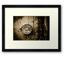 OnePhotoPerDay Series: 307 by L. Framed Print