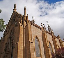 Loretto Chapel by Steve Hunter