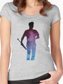 stiles + bat Women's Fitted Scoop T-Shirt