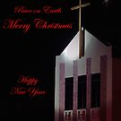 Church Christmas Card by BobJohnson