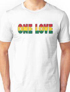 One Love Unisex T-Shirt