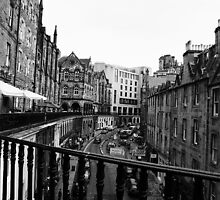 Edinburgh by katmartin
