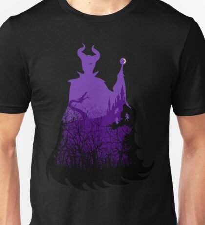Midnight Maleficent Unisex T-Shirt