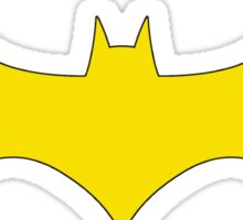 Batman - Gotham Knight gold Sticker