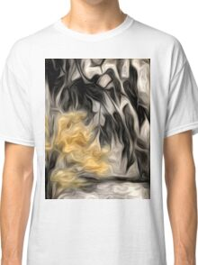 Abstract Nature Oil Painting #2 Classic T-Shirt