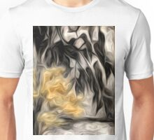 Abstract Nature Oil Painting #2 Unisex T-Shirt
