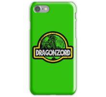 Jurassic Power Green iPhone Case/Skin