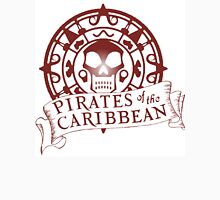 Pirates of the Caribbean Medallion 2 Unisex T-Shirt