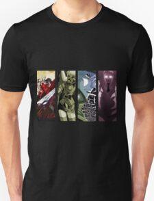 hellsing ultimate alucard seras gunsche the major anime manga shirt T-Shirt