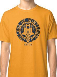 College of Winterhold Est. 1E Classic T-Shirt