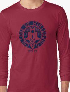 College of Winterhold Est. 1E Long Sleeve T-Shirt