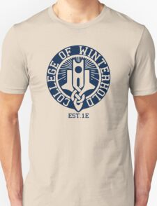 College of Winterhold Est. 1E T-Shirt