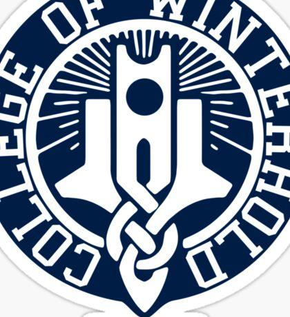College of Winterhold Est. 1E Sticker