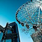 Birmingham Mail Wheel by designandframe