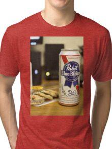 Beer & Cookies Tri-blend T-Shirt